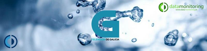 Germán Feijoo, nuestro CIO explicando en que consiste Datawater   Reportaje TVG